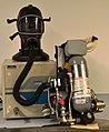 Pueblo Chemical Agent-Destruction Pilot Plant Emergency Breathing Apparatus (10979826634).jpg