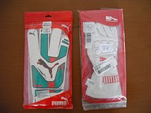 lowest price 50f66 d4218 PUMA goalkeeper gloves and PUMA motorsport gloves.