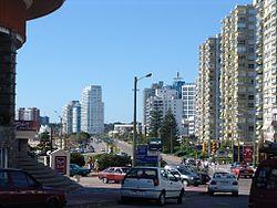 Punta del Este - Wikipedia, la enciclopedia libre  Calle Ciudad Del Este