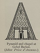 Pyramid and chapel at Gebel Barkal. (1902) - TIMEA.jpg
