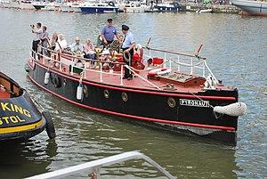 Fire-float Pyronaut - Image: Pyronaut (6641963479)