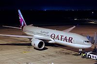 A7-BBA - B77L - Qatar Airways