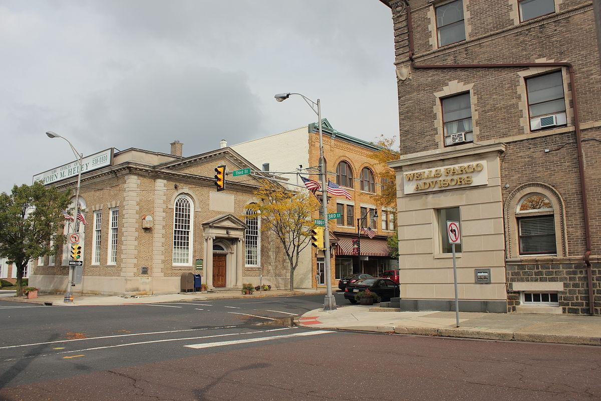 Quakertown Historic District Wikipedia