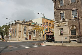 Quakertown Historic District - Quakertown Historic District