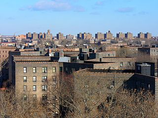 Queensbridge Houses NYCHA property in New York, United States