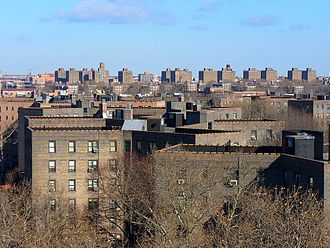 Queensbridge Houses - Image: Queensbridge Houses