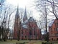 Rīga, Sv. Franciska katoļu baznīca 2002-11-03.jpg