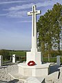 R.E. Grave, Railway Wood.JPG