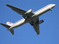CN-RNT - B763 - Royal Air Maroc