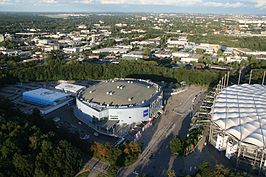 Barclaycard Arena Heute