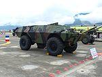 ROCA V-150S Commando Display at Hualien AFB Apron 20160813.jpg