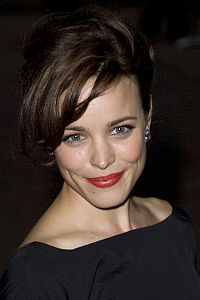 Rachel McAdams vid  Toronto International Film Festival, 2007.