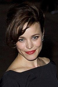 Rachel McAdams em 2007
