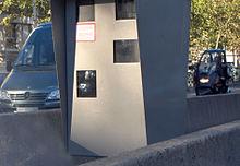 Union des usagers de la route. 220px-Radar_auto_face_active