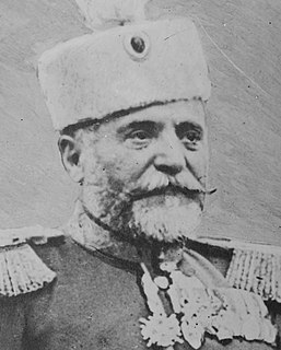 Serbian field marshal