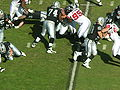 Raiders on offense at Atlanta at Oakland 11-2-08 08.JPG