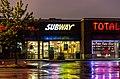 Rainy Strip Mall in Golden Valley, Minnesota (28052568271).jpg