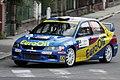 Rally Bohemia 2011 - Pech - Mitsubishi Lancer Evo IX R4.jpg