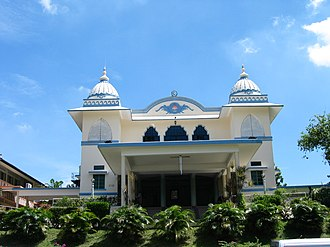 Indian Singaporeans - Ramakrishna Mission, Singapore.