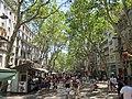 Rambla de Canaletes, Barcelona - panoramio (1).jpg