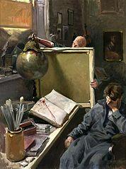 Artist's vision.