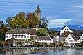 Rapperswil - Kapuzinerkloster - Lindenhof-Schloss - Bühlerallee - Curtiplatz - ZSG Uetliberg 2012-11-04 15-29-28.JPG