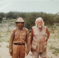 Ratan Lal Brahmachary with George Adamson.png