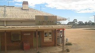 Rawlinna, Western Australia Town in Western Australia