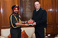 Raymond T. Odierno exchanges gifts with Bikram Singh.jpg