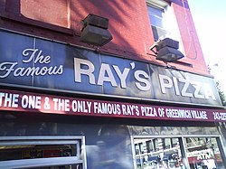 Ray's Pizza - Wikipedia