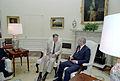 Reagan's meeting with Oleg Gordievsky in the Oval Office (12).jpg