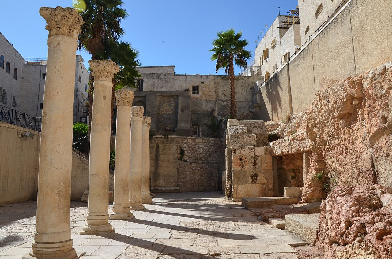 """dating jerusalem More than any other book in the new testament, hebrews reads as a book  written prior to the destruction of jerusalem in 70 ad heb 5:1-4 says """"for every  high."""