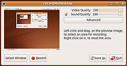 RecordMyDesktop main screen.jpg
