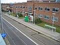 Reeves Corner tram stop.JPG
