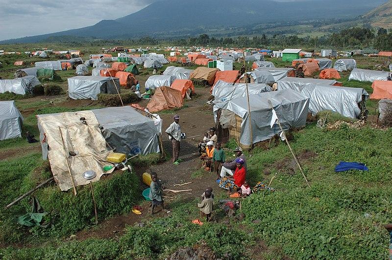 File:Refugee camp.jpg