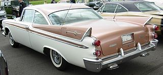 1958 Dodge Motor vehicle