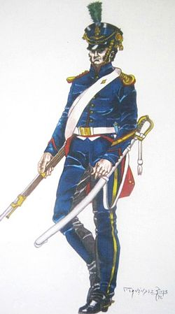 Regimiento Granaderos a Caballo (1815).
