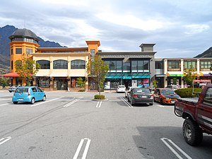 Frankton, Otago - Remarkables Park Town Centre, Frankton