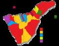 Repartición alcaldías de Tenerife 2019 corregido.png