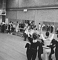 Repetitie Nationaal Ballet Dansscene uit de Etude van Harold Lander, Bestanddeelnr 913-1505.jpg