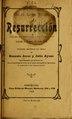 Resurrección - drama en tres actos y un prólogo inspirado en la novela del mismo título (IA resurrecciondram27912jove).pdf