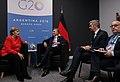Reunión Bilateral Mauricio Macri y Angela Merkel - Día 2 (46133449621).jpg