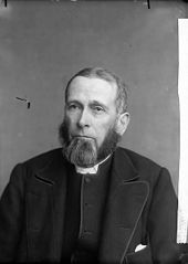 Revd William Thomas, Whitland (1832-1911) (Cong)