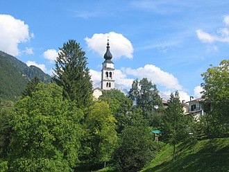Resia, Friuli - Prato di Resia - Ravanca