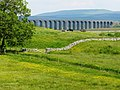 Ribblehead Viaduct from Ivescar - geograph.org.uk - 1382106.jpg
