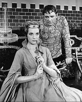 Richard Burton and Julie Andrews Camelot.JPG