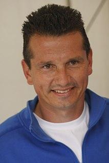 Richard Krajicek Dutch tennis player