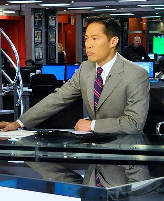 Richard Lui - Lui in 2012