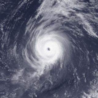 Hurricane Rick (1985) Category 4 Pacific hurricane in 1985