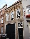 foto van Huis met gevel van het 'Dordtse' type, zonder top